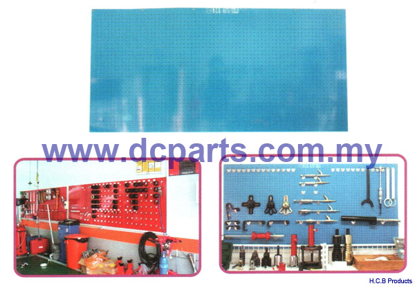 General Truck Repair Tools PUNCHCD BOARD L1800mm W865mm H20mm A1051-2